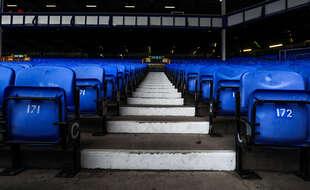 Un stade de Premier League, illustration