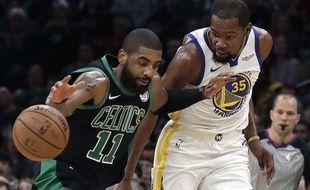 Irving vs Durant, au mois de janvier 2019