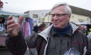 José Evrard, tête de liste Debout la France pour les régionales en Hauts-de-France.