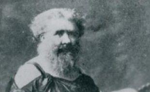 Grace Gilbert, une femme à barbe