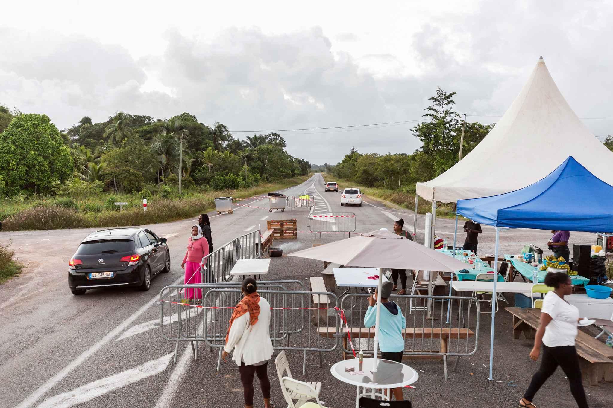 La grève générale votée en Guyane : les raisons de la colère