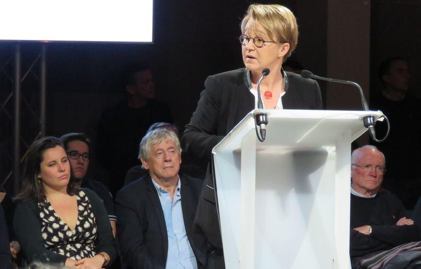 Municipales 2020 à Rennes : Que retenir du premier meeting de la maire Nathalie Appéré ?