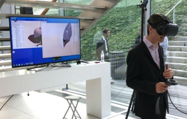 Visiter sa futur maison en 3D et en réalité virtuelle permettra d'éviter les erreurs d'interprétation d'un plan en 2D.