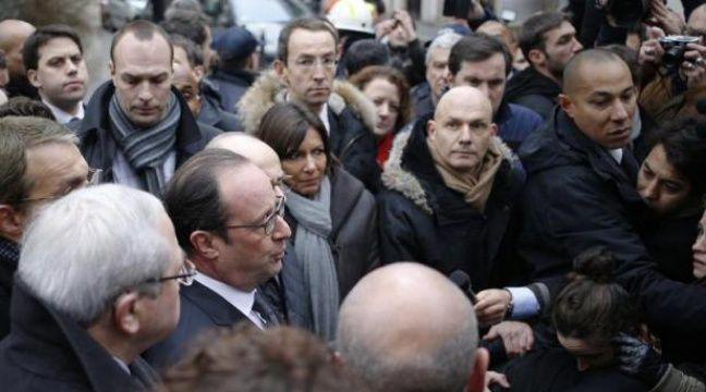 Attaque à «Charlie Hebdo»: L'Etat réagit après l'attentat