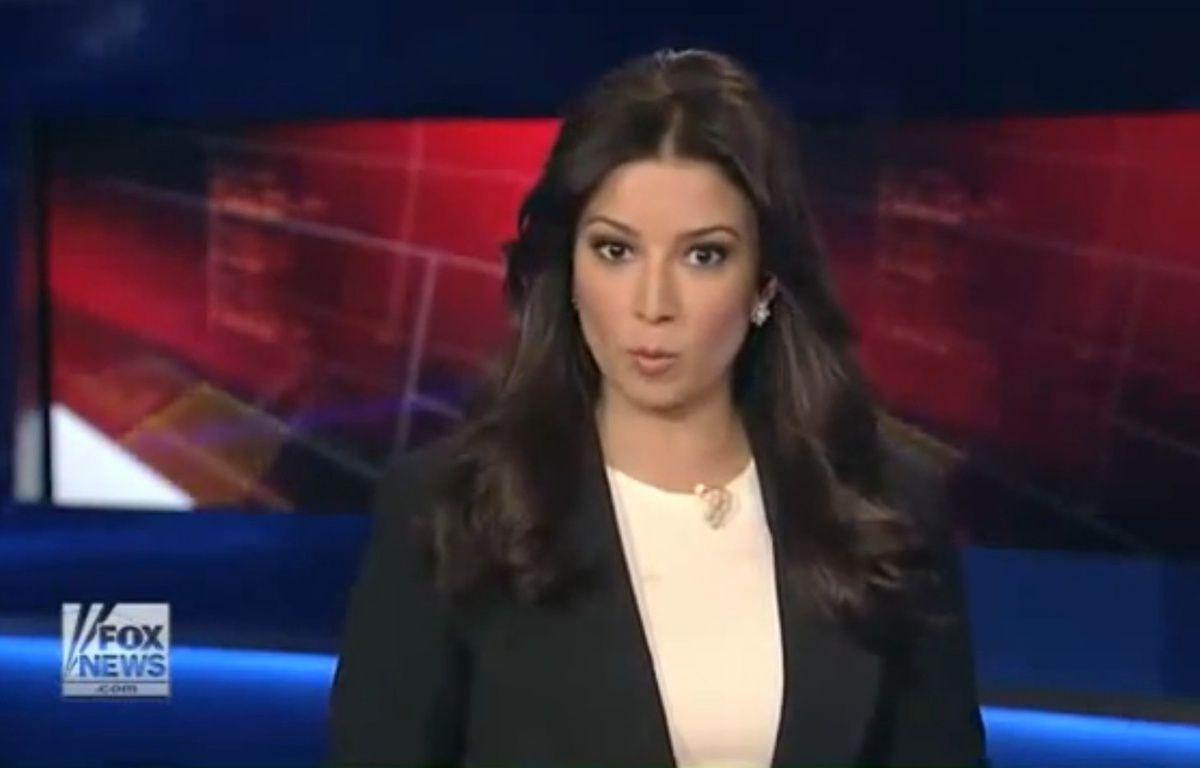 Une journaliste américaine présente ses excuses aux Français et aux Anglais samedi sur Fox News. – Capture d'écran/YouTube