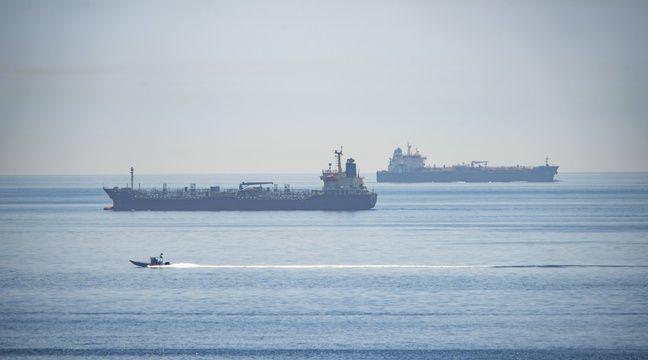 Un pétrolier iranien attaqué au large des côtes syriennes