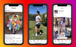 Avec « Reels », Instagram veut faire de vous une star mondiale
