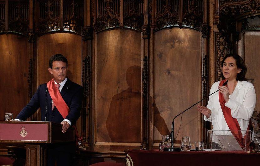 Manuel Valls, de déçu à faiseur de reine, ne perd pas la confiance