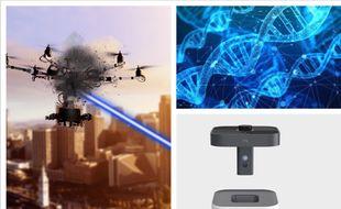 Le projet Helma-P, l'ADN, et Always Home Cam, de Ring