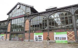 Depuis le 4 juillet, les Halles de Wazemmes sont en travaux.