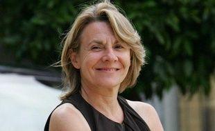 Catherine Pégard, conseillère au cabinet de Nicolas Sarkozy, président de la République, à l'Elysée, à Paris, le 25 août 2008.
