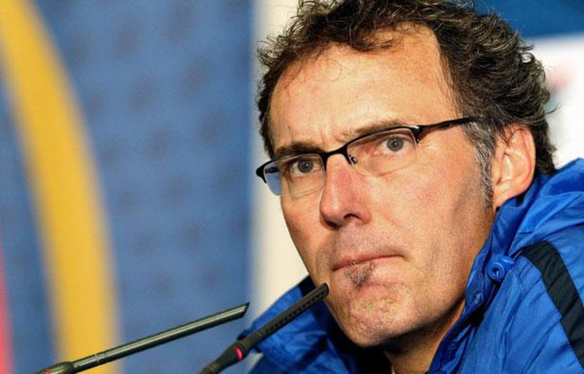 Laurent Blanc, le sélectionneur de l'équipe de France, le 1er juin 2012, à Reims. – AFP PHOTO / FRANCOIS NASCIMBENI