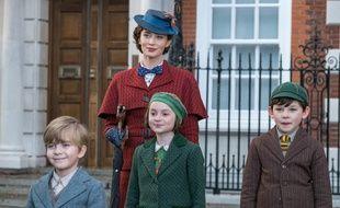 Emily Blunt dans Le retour de Mary Poppins de Rob Marshall
