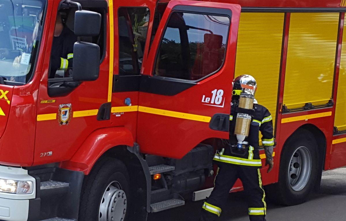 Un pompier. Illustration. – Jérôme Diesnis / Agence Maxele Presse
