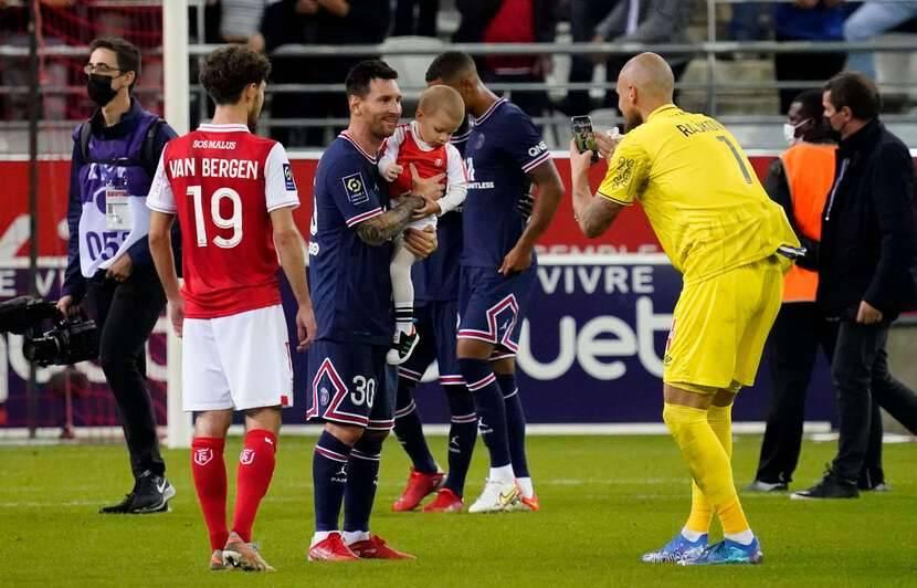 Reims-PSG : Public conquis, adversaires en pâmoison… La magie Messi opère  déjà