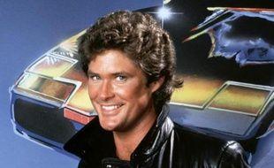 David Hasselhoff dans K2000 (1982)