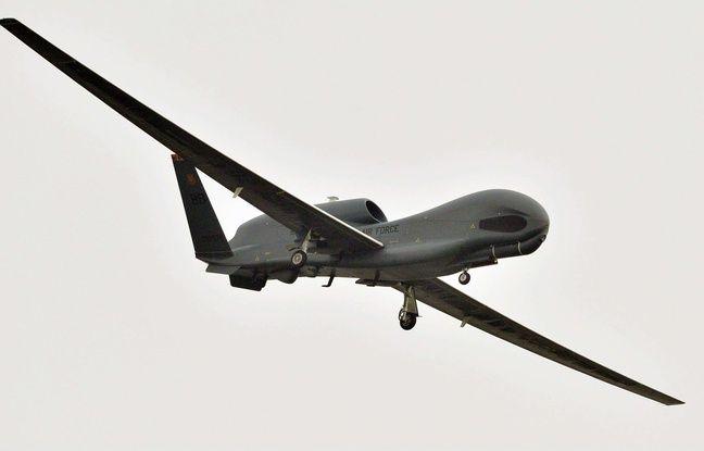 Détroit d'Ormuz: Les Etats-Unis affirment avoir abattu un drone iranien proche d'un navire américain