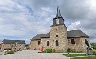 L'église de Trémorel, dans les Côtes d'Armor, a été profanée en mars 2020.