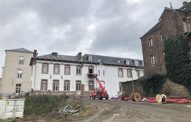 Rennes: Commerces, logements, loisirs... L'Hôtel-Dieu se prépare à changer de visage