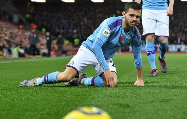 Premier League: Bernardo Silva suspendu un match pour son tweet sur Benjamin Mendy
