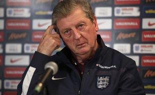Roy Hodgson, le sélectionneur de l'Angleterre.