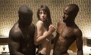 Charlotte Gainsbourg dans le film de Lars von Trier «Nymphomaniac».