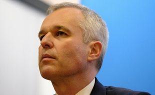 François de Rugy est ministre de la Transition écologique et solidaire depuis septembre 2017.