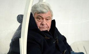 Laurent Nicollin en janvier 2014.