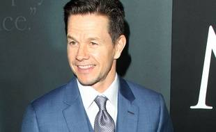L'acteur Mark Wahlberg