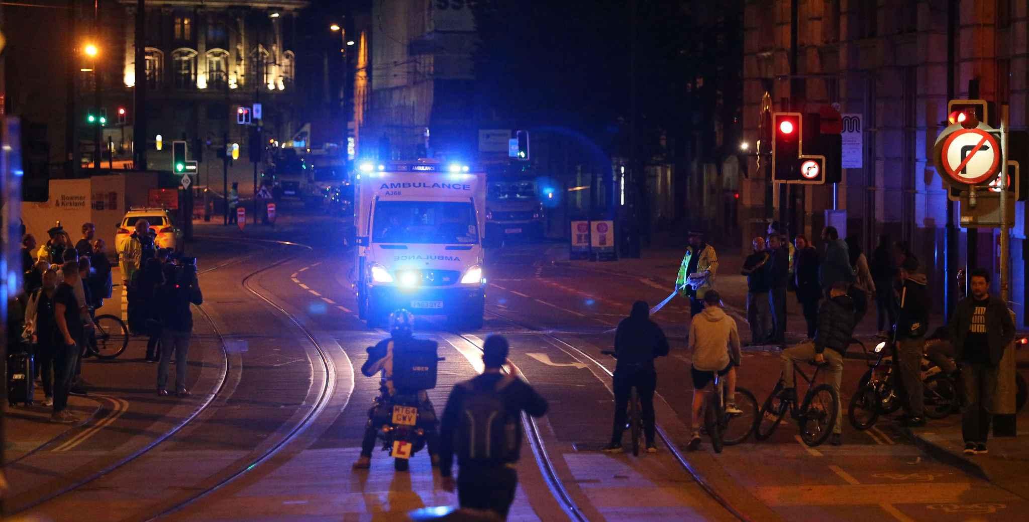 Ce que l'on sait de l'auteur présumé de l'attentat de Manchester