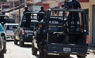 Les attaques inédites contre des installations électriques dans l'Etat mexicain du Michoacan par une organisation criminelle, qui ont privé de courant 420.000 personnes ce week-end, sont considérées comme un défi à l'Etat fédéral.