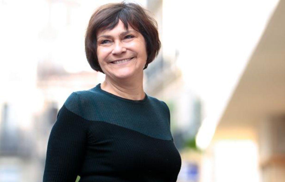 Marie-Arlette Carlotti, ministre chargée des Personnes handicapées et de la Lutte contre l'exclusion, le 31 janvier 2013, à Marseille. – P.MAGNIEN / 20 MINUTES