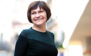 Marie-Arlette Carlotti, ministre chargée des Personnes handicapées et de la Lutte contre l'exclusion, le 31 janvier 2013, à Marseille.