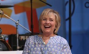 L'ancienne candidate Démocrate aux élections présidentielles américaines, Hillary Clinton