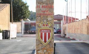 Illustration: centre d'entraînement de l'AS Monaco