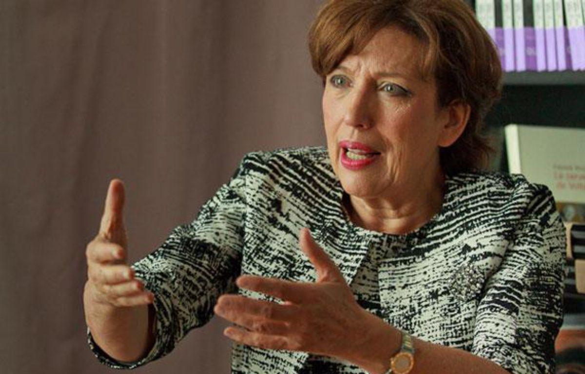 L'ancienne ministre Roselyne Bachelot, le 19 juin 2012 à Paris. – A.GELEBART/20 Minutes