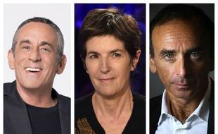 Thierry Ardisson, Christine Angot, Eric Zemmour, les rois du clash et une espèce en voie de disparition?