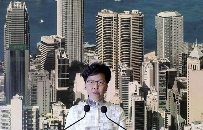 Hong Kong: La dirigeante de l'exécutif annonce la suspension du projet de loi sur l'extradition vers la Chine