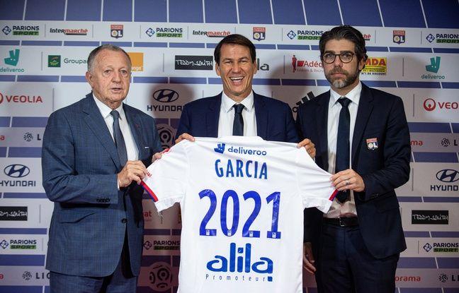 OL: Jean-Michel Aulas conforte Rudi Garcia et «son sens tactique surdéveloppé» en vue de la saison prochaine