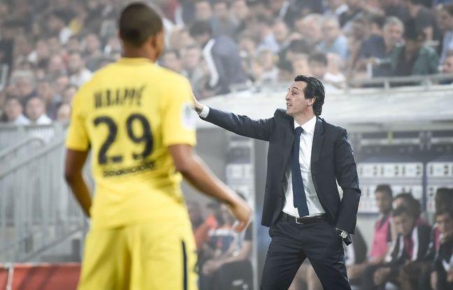 PSG: Unai Emery révèle qu'après Monaco, «Mbappé voulait aller au Real Madrid»