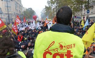 La CGT faisait partie des syndicats représentés ce mardi.