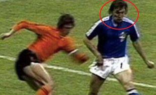 L'homme humilié par Cruyff, Jan Olsson