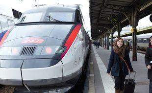 Plus de 5 millions de Français prennent le train chaque jour.
