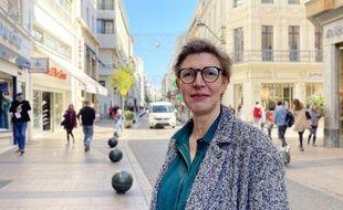 Isabelle de Saint-Léger travaillera à la dynamisation du centre-ville