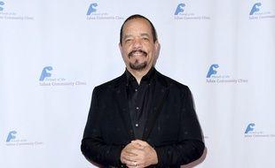 L'acteur et chanteur Ice-T