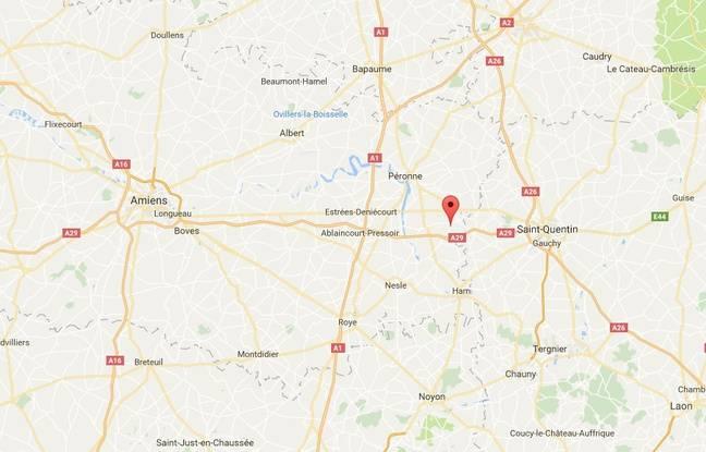 Une nécropole mérovingienne (VIe-VIIe) d'au moins 600 squelettes a été découverte à Monchy-Lagache dans la Somme (Picardie).