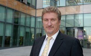 Jean-Claude Bader, ex-adjoint UMP à Strasbourg, sera sur la liste Front National dans le Bas-Rhin aux élections régionales de décembre 2015. (Archives)