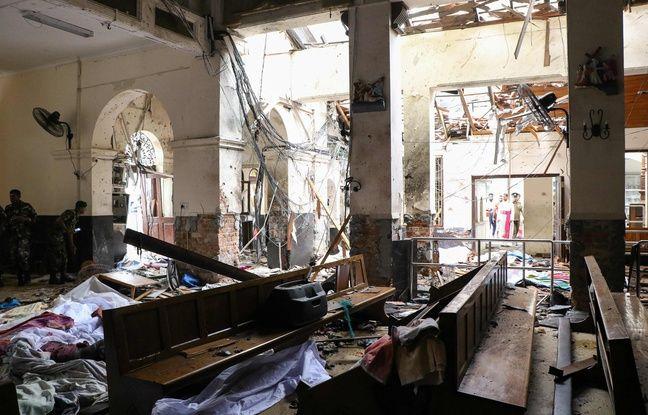 Explosions au Sri Lanka EN DIRECT: Le pape se dit proche de «toutes les victimes d'une si cruelle violence»