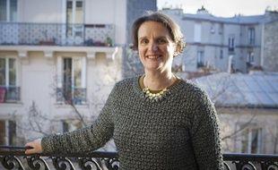 La sociologue Séverine Mathieu en février 2013.