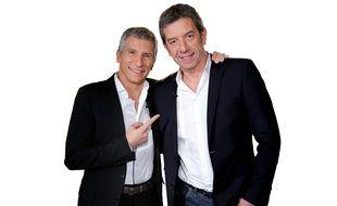 Nagui et Michel Cymes pour «Tout le monde joue» sur France 2